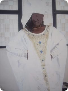 Boubou robe bazin art et artisanat africain du Mali Ref : 5609
